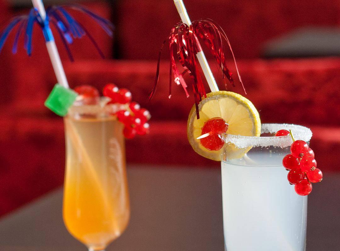 Cocktails, hôtel restaurant Lourdes, hôtel Sainte Rose